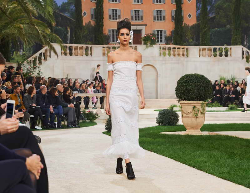 CHANEL SPRING-SUMMER 2019 HAUTE COUTURE
