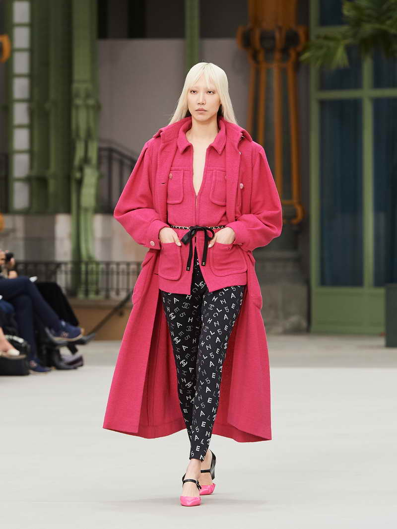 Chanel 2019 2020 Cruise Collection