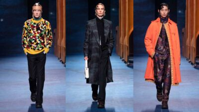 Dior Men's Autumn Winter 2021 2022 Ready-to-wear Collection