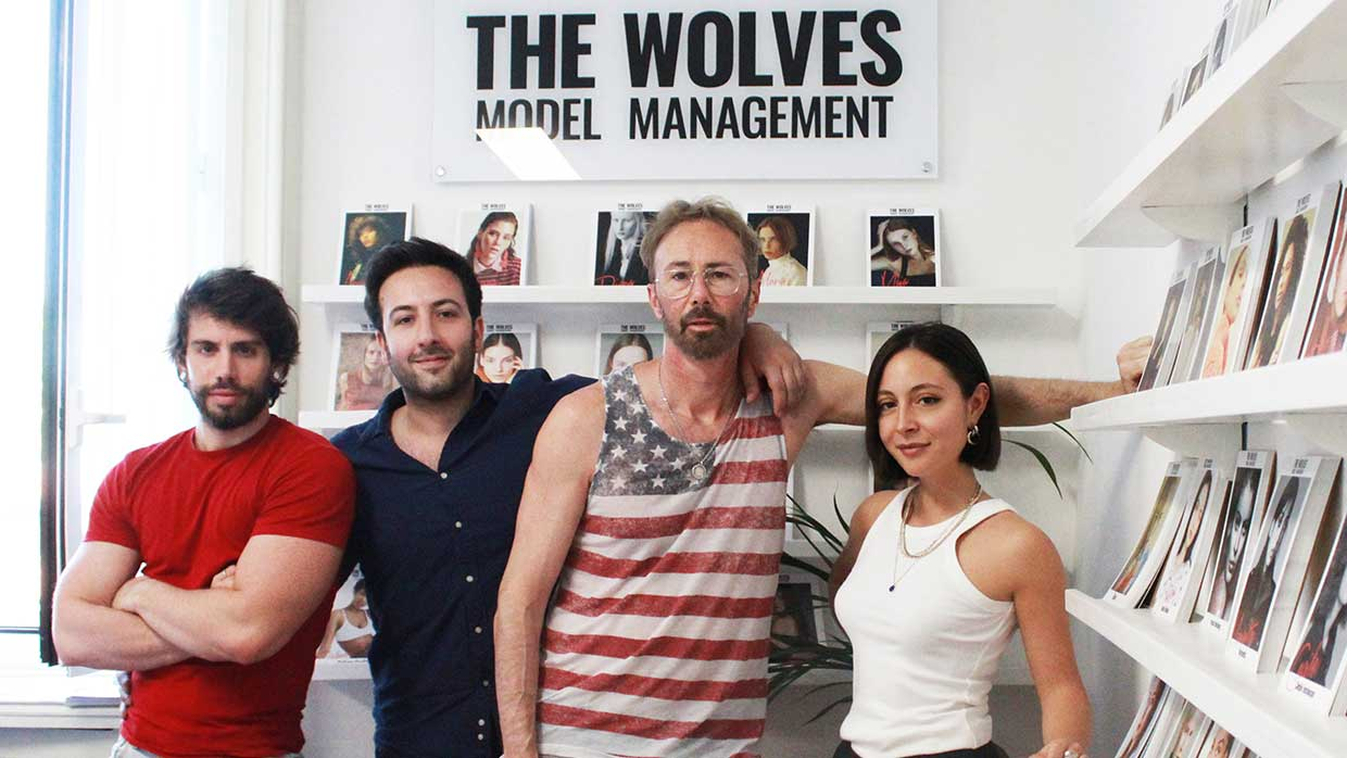 How to become a model. How has the world of modeling agencies and model life changed in the post-covid world? - Photo courtesy of The Wolves Model Management Milan