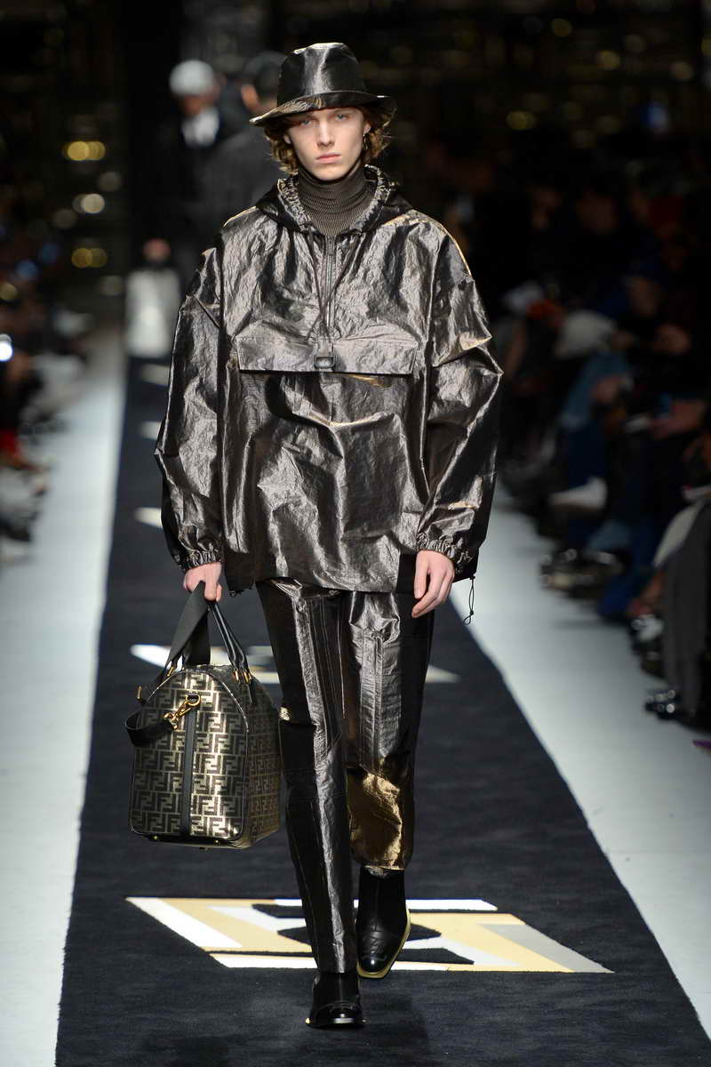 908f39a5eaa2f Fendi Men s Fall Winter 2019 2020 Collection - ADVERSUS