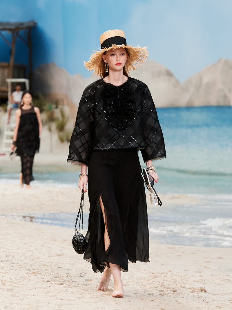 Chanel Spring Summer 2019 Ready To Wear Collection Adversus