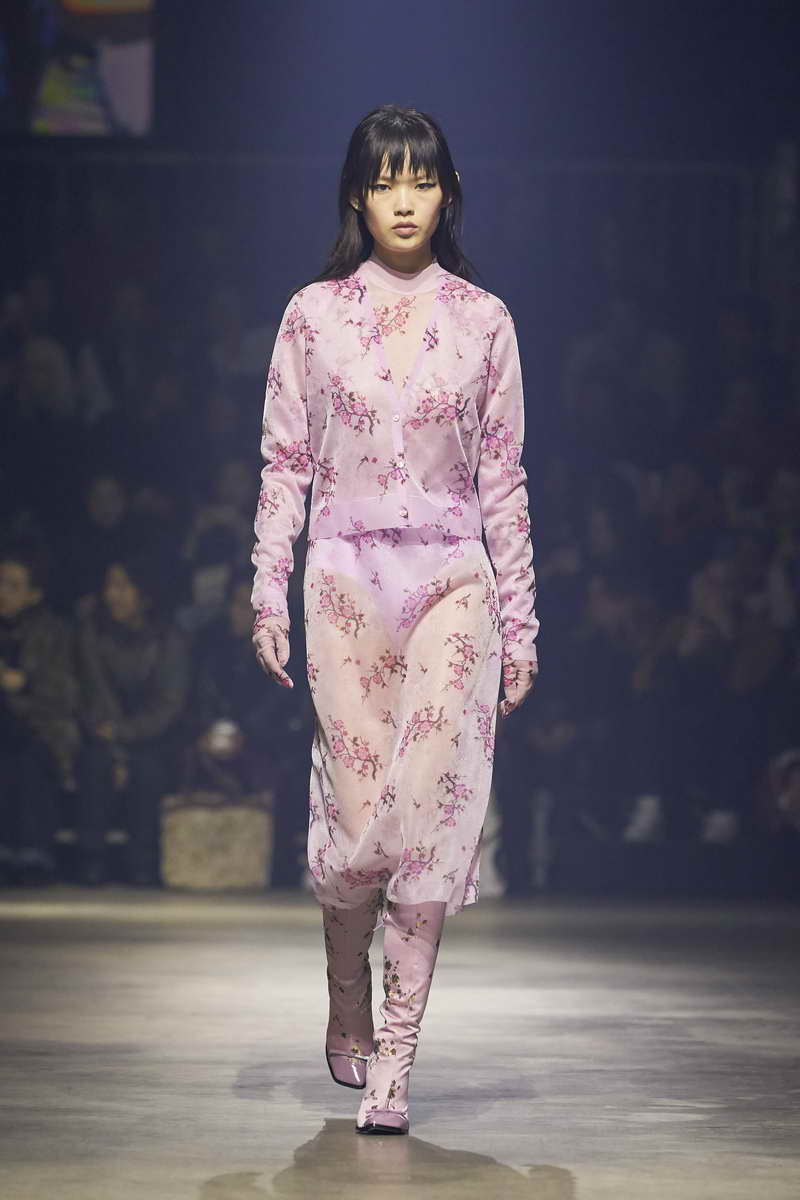 KENZO Fall-Winter 2018 Women's collection